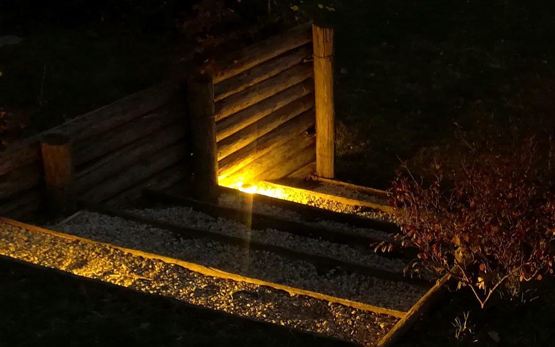 Faretti a LED da Esterno per il massimo del Risparmio Energetico