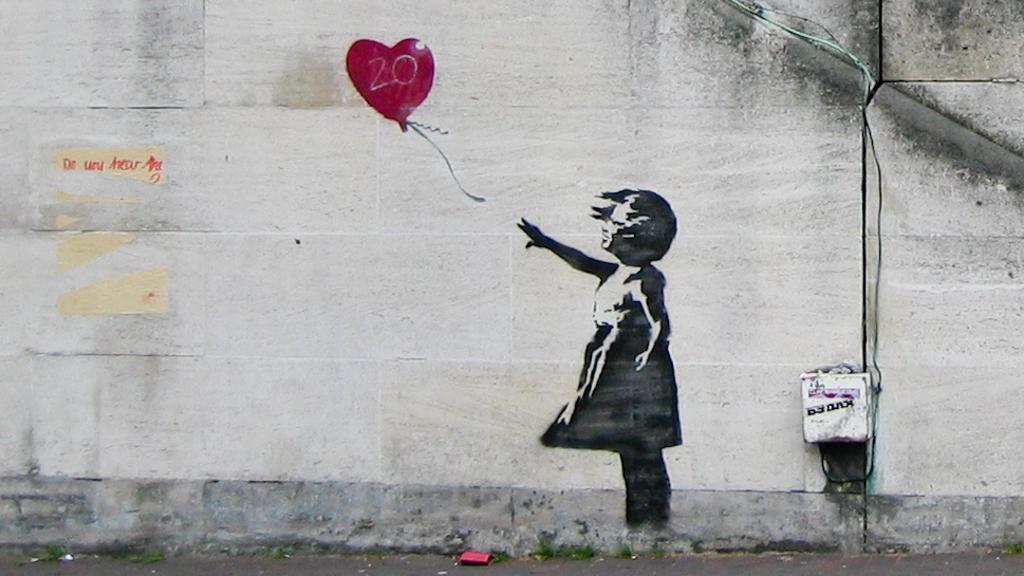 Banksy: Opere, Graffiti Street Art su Murales!!